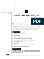 L-17 Adsorption and Catalysis