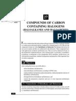 L-27 Compounds of Carbon