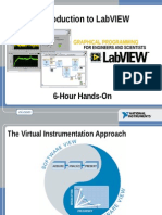 Introduction to LabVIEW 8 in 6 Hours