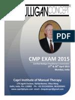 Cmp Exam 2015