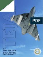 Official LCA Tejas Brochure 2015
