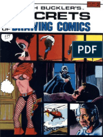 Secrets of Drawing Comics - By Rich Buckler's
