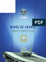Official LCA Navy Brochure 2015