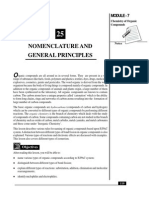 L-25 Nomenclature and General Principles