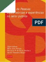 Gestão de Pessoas Nos Órgãos Públicos - Livro