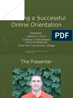 1105 Online StudentsPT3