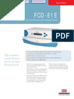 FCD-E1E