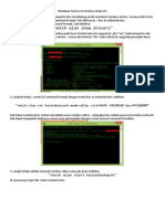 Membuat Ad Hoc Di Windows 8 Dan 8