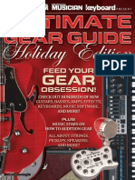 Guitar Player 2011 Ultimate Gear Guide Holiday Edition