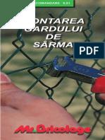 Montarea Gardului de Sarma