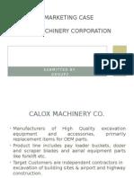 B2B Calox Industries