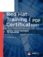 Red Hat Training Catalogue 2013
