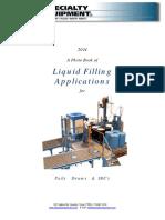 Liquid Filling Applications