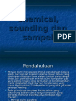 Chemical, Sounding Dan Sampel