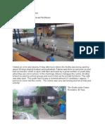 Centro Recreativo, El Viejo Report