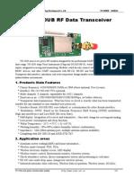 YS 1020UB Manual