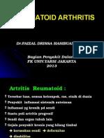 Reumatoid ArthritisFDH2013.ppt