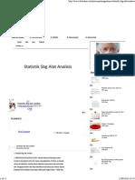 Statistik Sbg Alat Analisis