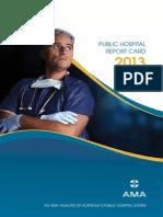 Ama Public Hospital Report Card 2013