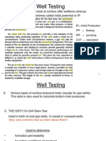 CH 1 Welltesting(DST)