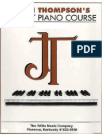 John Thompson - Easiest Piano Course Part 4
