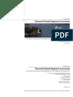 THOUSAND ISLANDS REGIONAL ASSASSMENT REPORT 2/14/2015