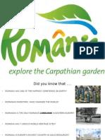 Romania - Presentation