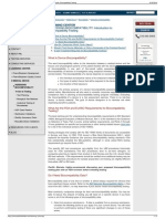 GLP Device Biocompatibility Testing, Analytical Testing of B