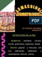 Farmacos en Dermatología