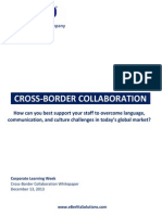 Cross-Border Collaboration White Paper (Berlitz-TMC_12!13!13)[1]