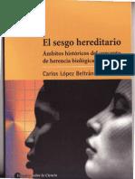 Epistemología de La Biología-el_sesgo_hereditario
