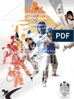 Historia Del Taekwondo