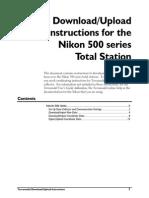 Nikon Down_Up Instructions