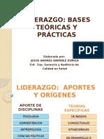 Liderazgo Bases Teoricas y Prácticas
