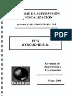 Eps Ayacucho Mayo 2004
