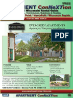 Central Wisconsin APARTMENT ConNeXTion Mar 2015