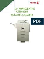 manual usuario 4260