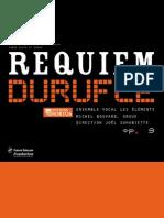 DURUFLÉ, M.- Requiem