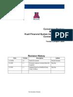 UA Conversion Strategy