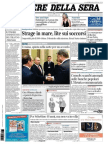 Corriere della Sera - 12/02/2015