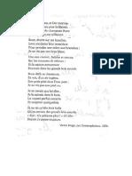 poème VH