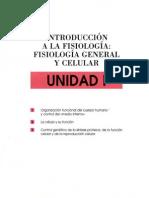 Fisiología General y Celular