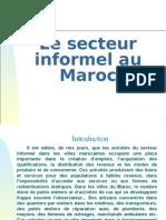 Expose Secteur Informel