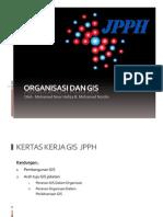 Organisasi Dan GIS