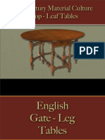 Furniture - Drop Leaf Tables