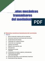 LOS MECANISMOS - Tecnología industrial 1º Bachillerato