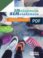 Revista Kapelusz Convivencia Sin Violencia Bullying.pdf