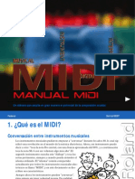 Manual Midi Roland