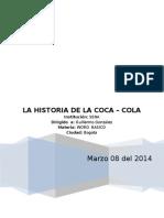 La Historia de La Coca