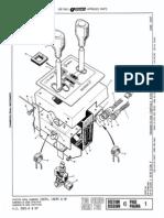 Manual de Partes International 4300 (DuraStar) Motor